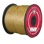 3-Strand Polypropylene Rope 1/4 in. x 1200 ft. MANILLO™-CWC 341010