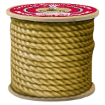 3-Strand Polypropylene Rope 1 in. x 600 ft. MANILLO™-CWC 341105