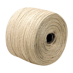 3-Strand Sisal Rope 3/16 in. x 2100 ft.-CWC 208003