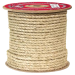 3-Strand Sisal Rope 3/4 in. x 600 ft.-CWC 208065