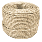 3-Strand Sisal Rope 3/8 in. x 2400 ft.-CWC 208032