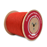 3-Strand Polypropylene Rope 3/8 in. x 600 ft. Red-CWC 301305