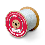 3-Strand Nylon Rope 3/16 in. x 600 ft. White-CWC 315005