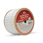 Double Braid Nylon Rope 1/4 in. x 600 ft. White-CWC 345101
