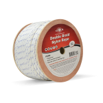 Double Braid Nylon Rope 3/8 in. x 600 ft. White-CWC 345111