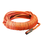 SuperMax® Winch Line 3/16 in. x 100 ft. Orange-CWC 353499