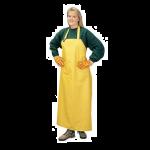 DURAWEAR® YELLOW PVC/POLYESTER APRON