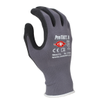 CWC ProTACT III Micro-Foam Nitrile Coated Gloves, XXL