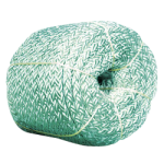 8 Braid ICE BLUE™ Rope 2 in. x 600 ft. Teal-CWC 403430