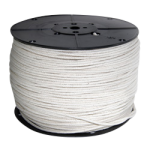 Awning Rope 1/8 in. x 1500 ft. White-CWC 125105