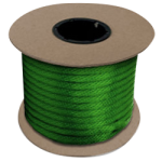 Braided MFP Halter Rope 27/64 in. x 300 ft. Green-CWC 115347