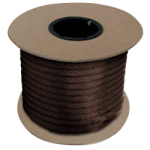 Braided MFP Halter Rope 5/8 in. x 200 ft. Brown-CWC 115435