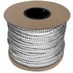 Braided MFP Halter Rope 5/8 in. x 200 ft. Silver-CWC 115440