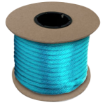 Braided MFP Halter Rope 5/8 in. x 200 ft. Teal-CWC 115414