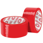 "Carton Sealing Tape 2 mil 2"" x 110 yds Red-CWC 058209"