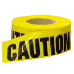 Caution Tape 2 mil 3