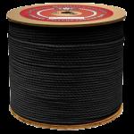 Conduit Rope 1/4 in. x 4000 ft. Black-CWC 304053