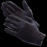 Cwc Protact - 5 Mil Black Nitrile - Powder-Free Gloves XL-CWC 510744
