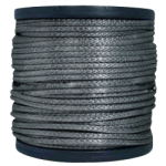 DyMax® Rope 12-Strand 1/8 in. x 600 ft. Grey-CWC 353424