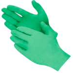 Green-Dex - 4 Mil Biodegradable Nitrile Gloves XL-CWC 510179
