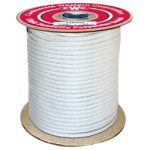 HTP Climbing Rope 1/2 in. x 600 ft. White-CWC 349310