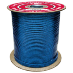 HTP Climbing Rope 7/16 in. x 600 ft. Blue-CWC 349307
