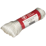MFP Rope Braided Cord 3/8 in. x 100 ft. White-CWC 115295