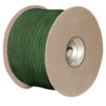 Nylon Paracord #550 x 1000 ft. Green-CWC 161230