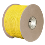 Nylon Paracord #550 x 1000 ft. Yellow-CWC 161200
