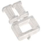 Plastic Buckles for Plastic Strapping 1/2