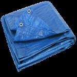 Regular-Duty Tarp 20' x 40' Blue-CWC 070642