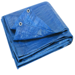 Regular-Duty Tarp 25' x 40' Blue-CWC 070614