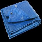 Regular-Duty Tarp 25' x 40' Blue-CWC 070614
