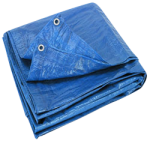 Regular-Duty Tarp 30' x 70' Blue-CWC 070653