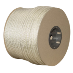Solid-Braid Flagpole Rope 3/16 in. x 1000 ft. White-CWC 164010