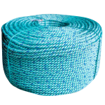 SuperTEC® Floating Crab Rope 7/16 in. x 1200 ft. Lt Blue & Dark Blue-CWC 415271