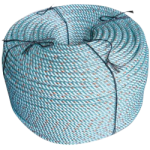 SuperTEC® Sinking Crab Rope 3/8 in. x 1200 ft. Blue & Orange-CWC 415270