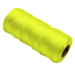 Twisted Mason Twine #18 x 550' Neon yellow-CWC 135108