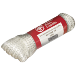 Utility Cord 1/8 in. x 48 ft. White-CWC 161005