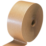 """Water Activated Kraft Tape 3"""" x 450'-CWC 059058"""