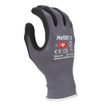 CWC ProTACT III Micro-Foam Nitrile Coated Gloves, Medium