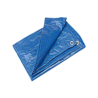 Regular-Duty Tarp 8' x 10' Blue-CWC 070618