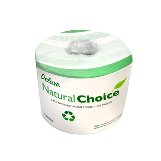Natural Choice Delux 2 Ply Toilet Tissue 45 X 4