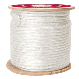 CWC 347040 38 Double Braid Polyester Rope 600/'