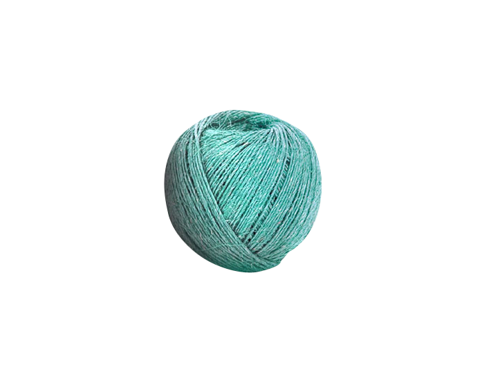 CWC Copper Treated Sisal Twine - 1 Ply Green