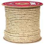 3-Strand Sisal Rope 1/2 in. x 600 ft.-CWC 208040