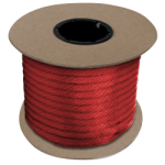 Braided MFP Halter Rope 27/64 in. x 300 ft. Red-CWC 115344
