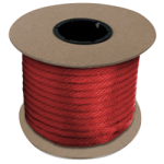 Braided MFP Halter Rope 3/8 in. x 500 ft. Red-CWC 115311