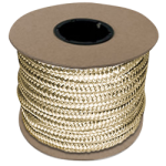Braided MFP Halter Rope 5/8 in. x 200 ft. Gold-CWC 115445
