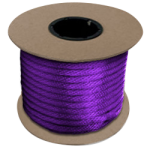Braided MFP Halter Rope 5/8 in. x 200 ft. Purple-CWC 115427